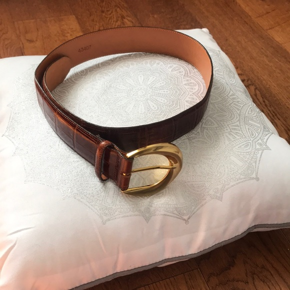 Brighton Accessories - Brighton leather belt size medium 33.5 inches